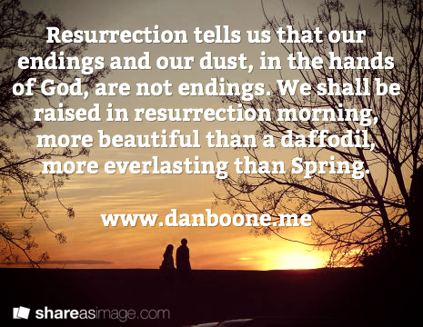 resurrection spring Easter