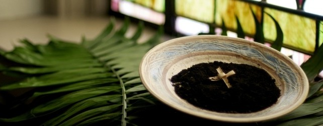 Branded for Death: Reflections on Ash Wednesday and Lent