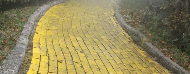 Trouble on the Yellow Brick Road