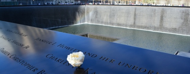 When Public Families Share their Pain – Reflections on September 11