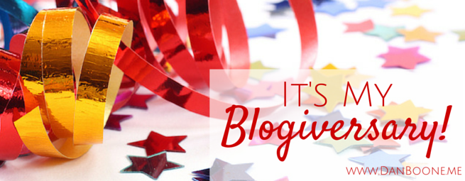 My Blogiversary: Highlighting Popular Posts