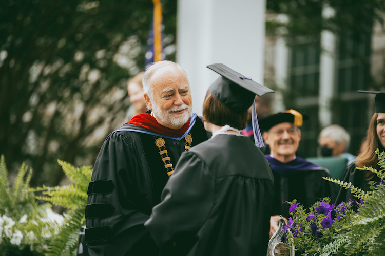 Commencement, COVID, and Moses